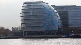 Câmara municipal de Londres, Inglaterra video estoque