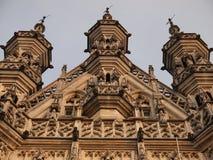 Câmara municipal de Lovaina (Bélgica) Imagens de Stock