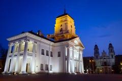 Câmara municipal de Minsk, Bielorrússia Foto de Stock