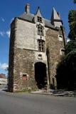 Câmara municipal de Nantes fotos de stock royalty free