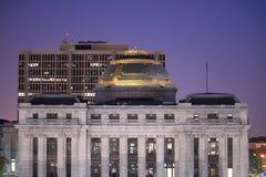 Câmara municipal de Newark fotos de stock royalty free