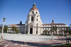 Câmara municipal de Pasadena Fotografia de Stock Royalty Free