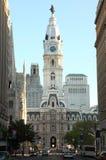 Câmara municipal de Philadelphfia Fotos de Stock
