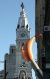 Câmara municipal de Philadelphfia Fotografia de Stock