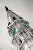 Câmara municipal de Philadelphfia Imagens de Stock Royalty Free