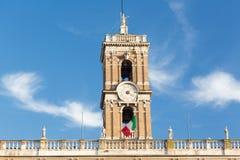 Câmara municipal de Roma dos di de Comune Foto de Stock Royalty Free