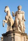 Câmara municipal de Roma dos di de Comune Imagem de Stock Royalty Free