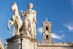 Câmara municipal de Roma dos di de Comune Fotos de Stock Royalty Free
