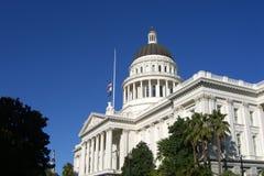 Câmara municipal de Sacramento, Califórnia, EUA Fotografia de Stock Royalty Free