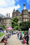 Câmara municipal de Sheffield Foto de Stock Royalty Free