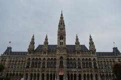 Câmara municipal de Wien Imagem de Stock Royalty Free