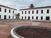 Câmara municipal de Zamboanga imagem de stock