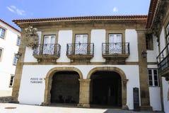 """Câmara municipal do †de Pinhel antiga """" imagens de stock"""