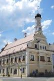 Câmara municipal do renascimento imagens de stock royalty free
