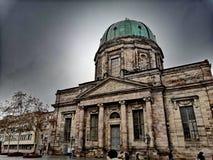 Câmara municipal dos povos alemães imagens de stock