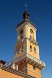 Câmara municipal em Kamyanets-Podilsky Imagem de Stock Royalty Free