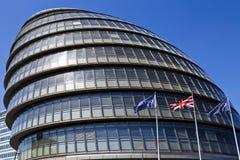Câmara municipal em Londres Foto de Stock Royalty Free
