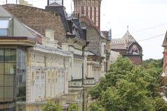 Câmara municipal em Subotica Foto de Stock
