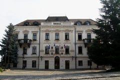 Câmara municipal em Veszprem, Hungria Foto de Stock
