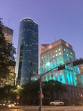 Câmara municipal, Houston TX Fotos de Stock Royalty Free