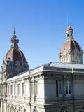 Câmara municipal, La Coruna Imagem de Stock Royalty Free