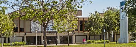 Câmara municipal (Laval) Foto de Stock