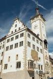 Câmara municipal medieval de Wuerzburg Imagem de Stock Royalty Free