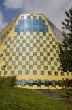 Câmara municipal moderna de Hardenberg foto de stock