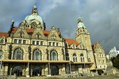 Câmara municipal nova Imagens de Stock Royalty Free