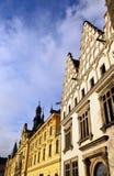 A câmara municipal nova de Praga Imagens de Stock Royalty Free