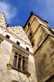 A câmara municipal nova de Praga de baixo de Fotografia de Stock Royalty Free