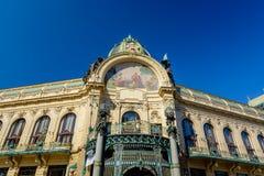 Câmara municipal Praga imagens de stock royalty free