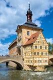 Câmara municipal velha, Bamberga Imagem de Stock
