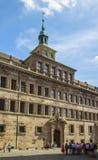 Câmara municipal velha de Nuremberg, Alemanha, 2015 Imagens de Stock Royalty Free