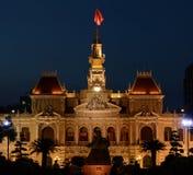 Saigon Hotel de Ville Fotos de Stock
