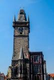Câmara municipal velha em Praga - República Checa Imagem de Stock Royalty Free