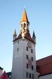 Câmara municipal velha, Munich, Alemanha Fotos de Stock