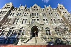 Câmara municipal velha - Richmond, Virgínia imagens de stock royalty free