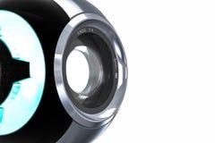 A câmara web 3D ascendente próximo rende Imagem de Stock Royalty Free