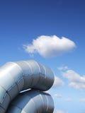 Câmaras de ar da ventilação. Imagem de Stock