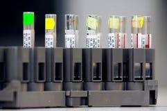 Câmaras de ar de teste Fotos de Stock