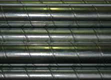 Câmaras de ar refrigerar de ar Imagens de Stock