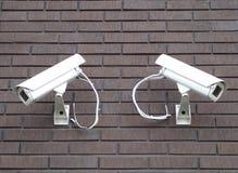 Câmaras de segurança Imagens de Stock Royalty Free