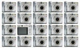 Câmaras digitais Fotografia de Stock