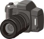 Câmera ilustração royalty free