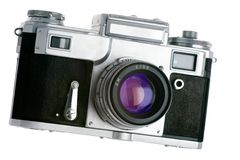 Câmera imagens de stock royalty free