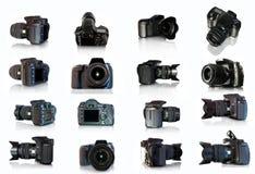 Câmera Foto de Stock