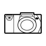 Câmera Fotos de Stock Royalty Free