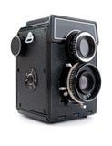 A câmera Imagens de Stock Royalty Free