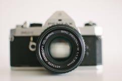 Câmera análoga Fotos de Stock Royalty Free